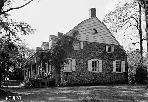 National register of historic places listings in bergen for Fredrick house