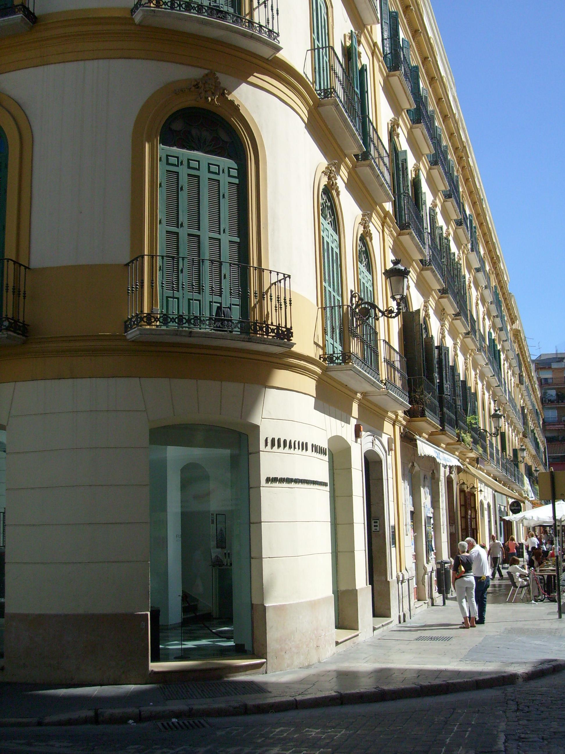 File fundaci n casa natal picasso malaga jpg wikimedia commons - Casa natal picasso ...