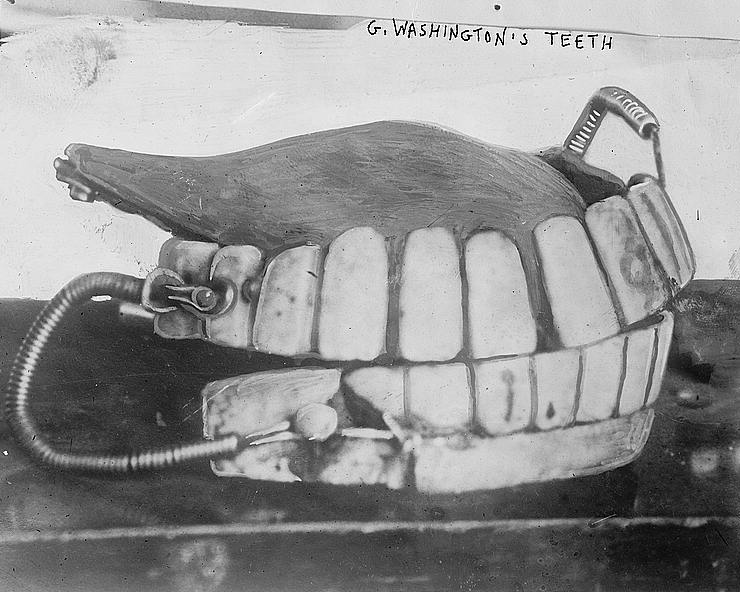 George Washingtons Teeth Wikipedia