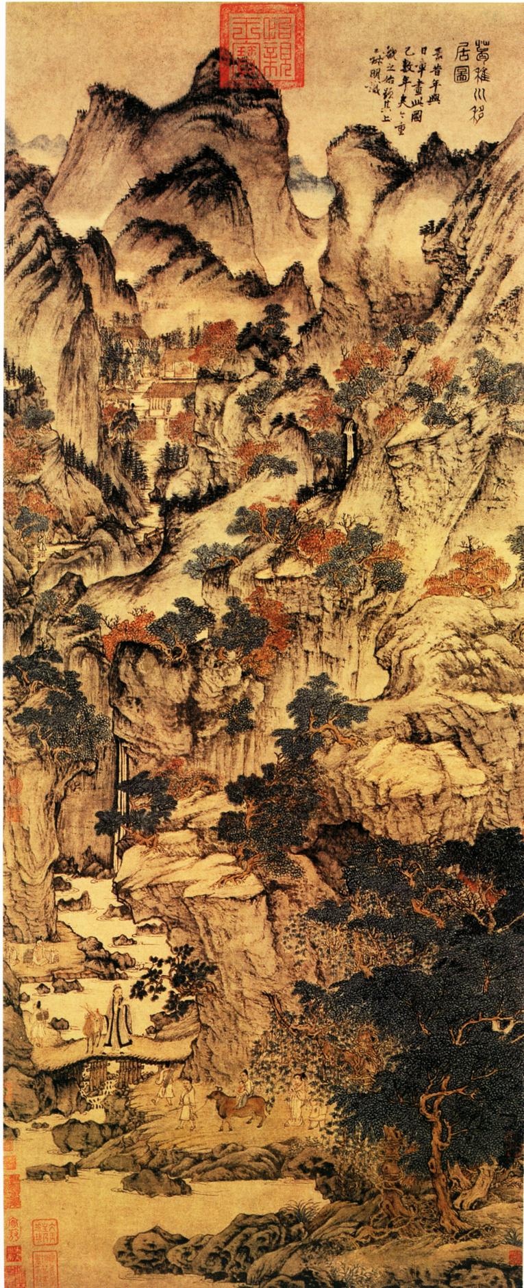 Wang Meng (painter) - Wikipedia