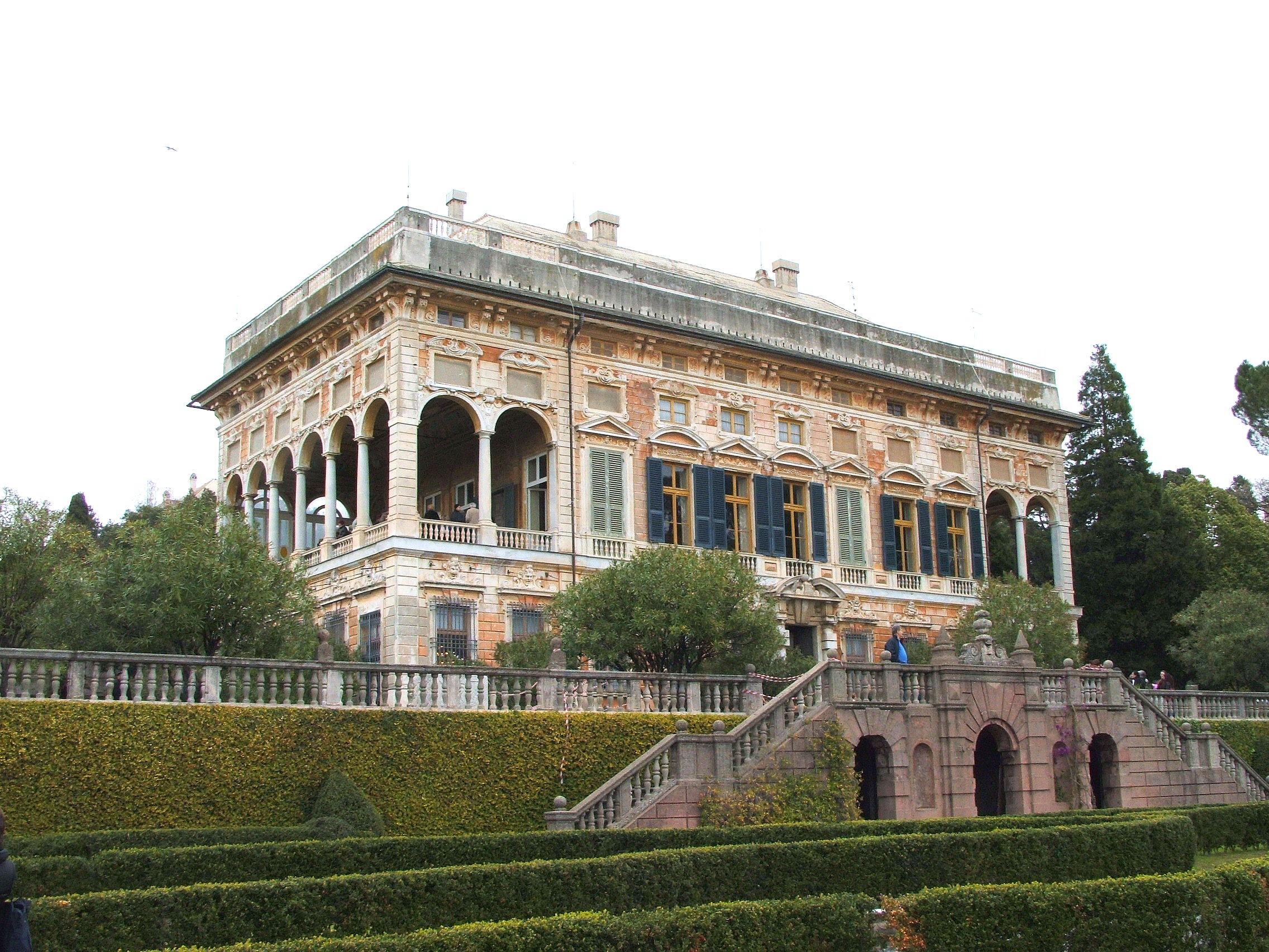 Alessandro magnasco e fabrizio de andr tratti comuni in pittura e in musica di due artisti moderni - Il giardino di albaro ...