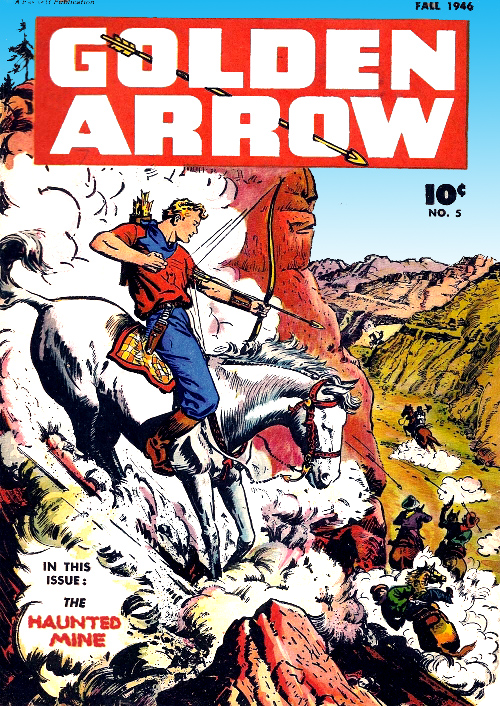 Arrow Comic Book Series