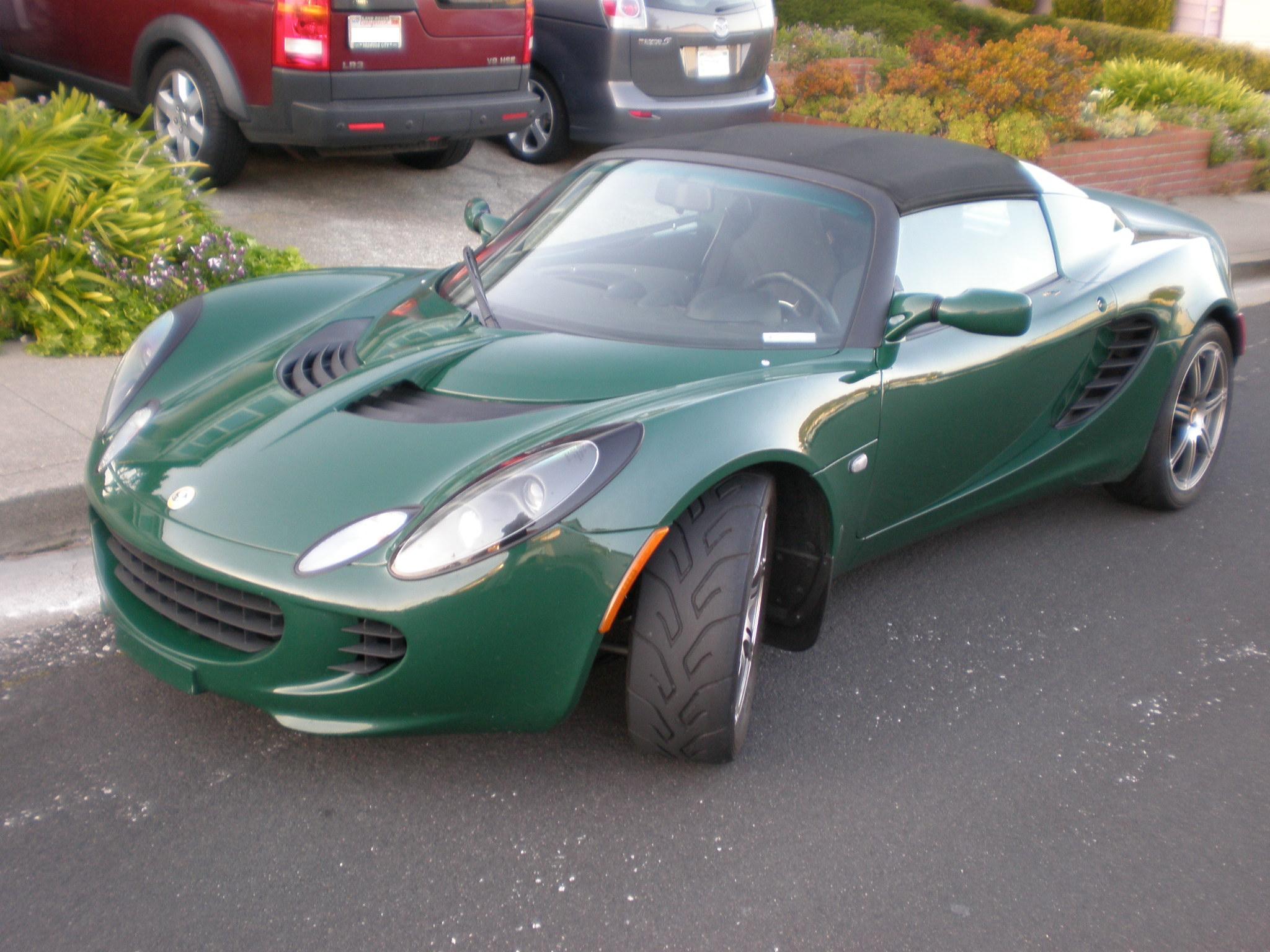 Description Green Lotus Elise Series 2 side 1.JPG