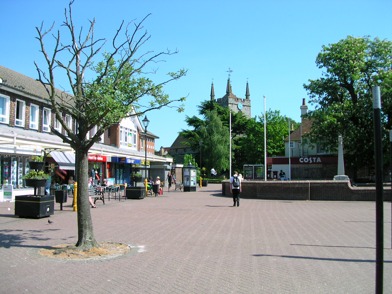 east sussex main towns
