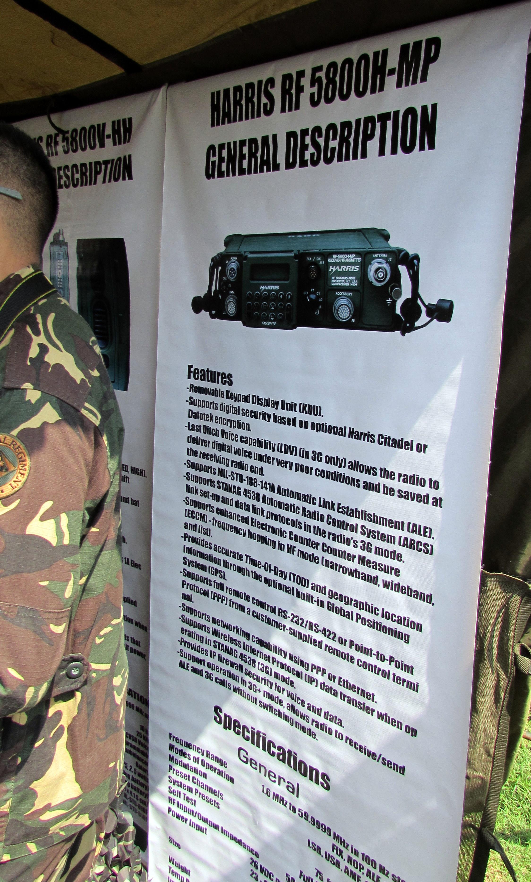File:Harris RV-5800H-MP Man-Pack Radio Banner jpg - Wikimedia Commons