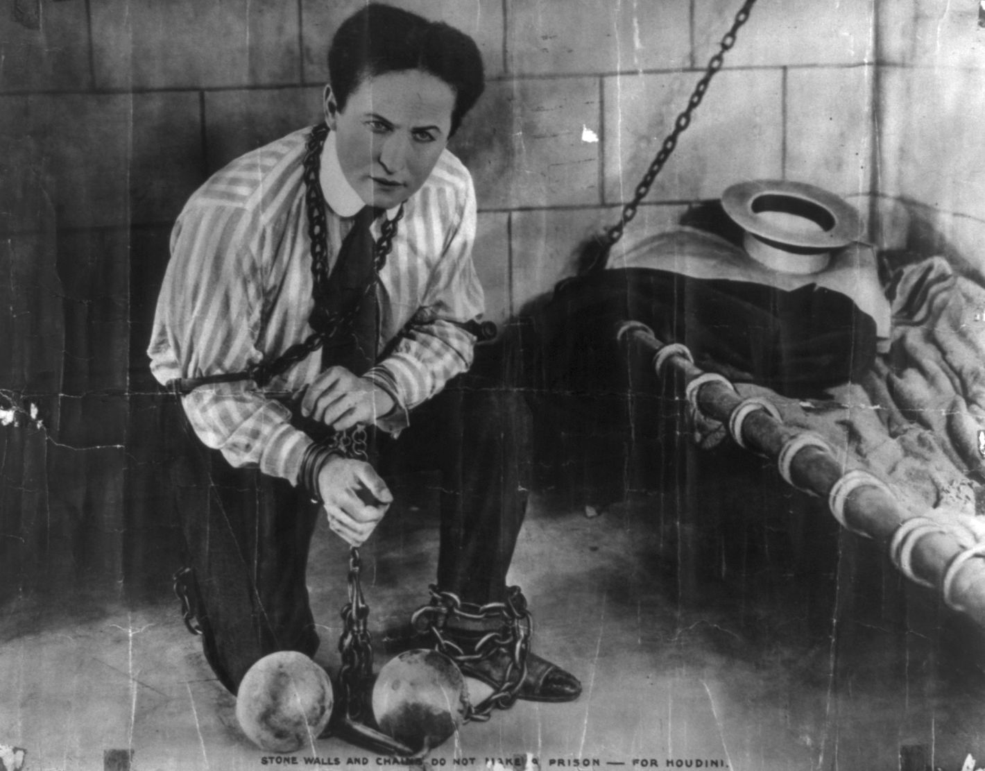 Image result for Harry Houdini
