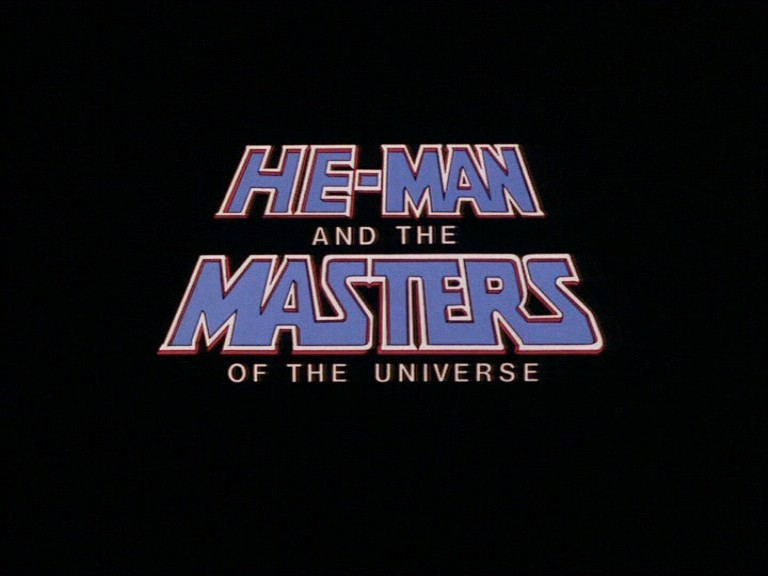 He-Man and the Masters of the Universe logo