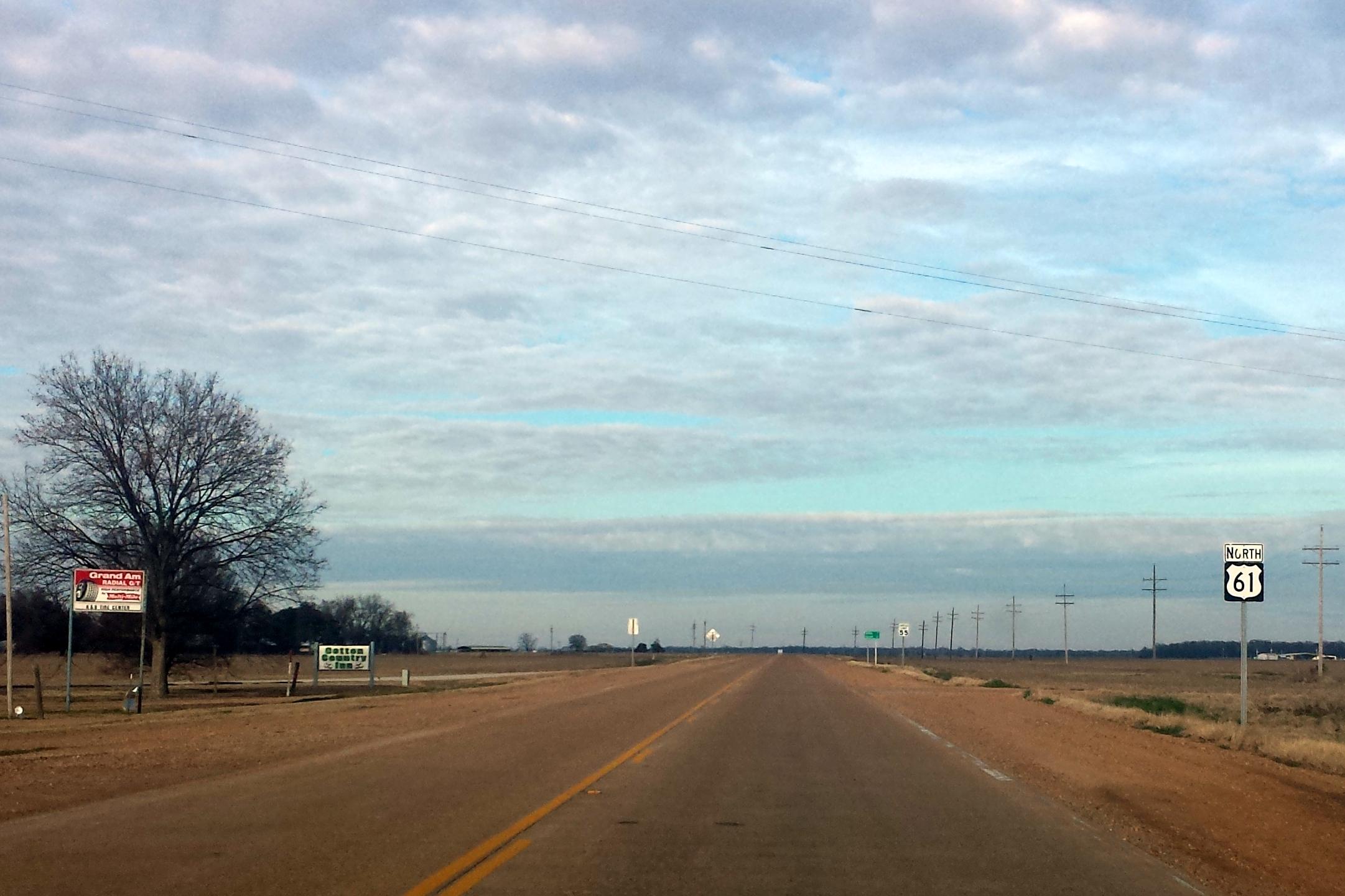 Mississippi washington county hollandale - File Highway 61 In Hollandale Ms Jpg