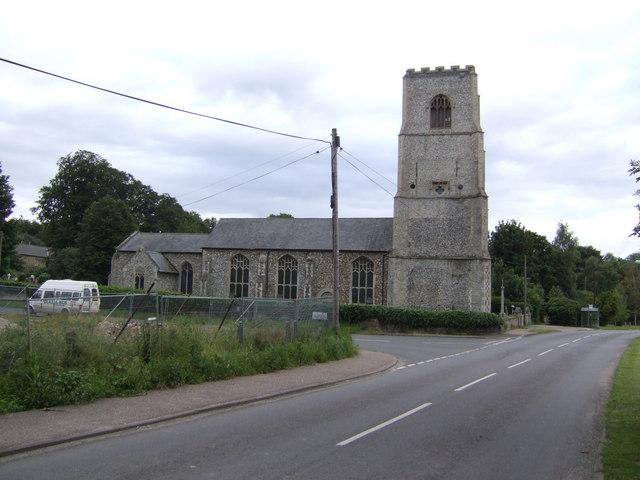 Church at RAF Marham