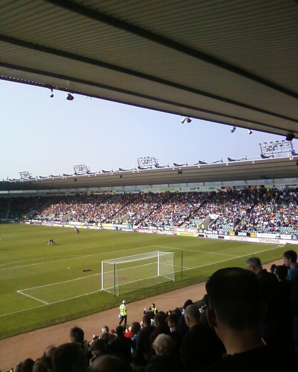 FileHome Park North Stand Before Plymouth V Burnley