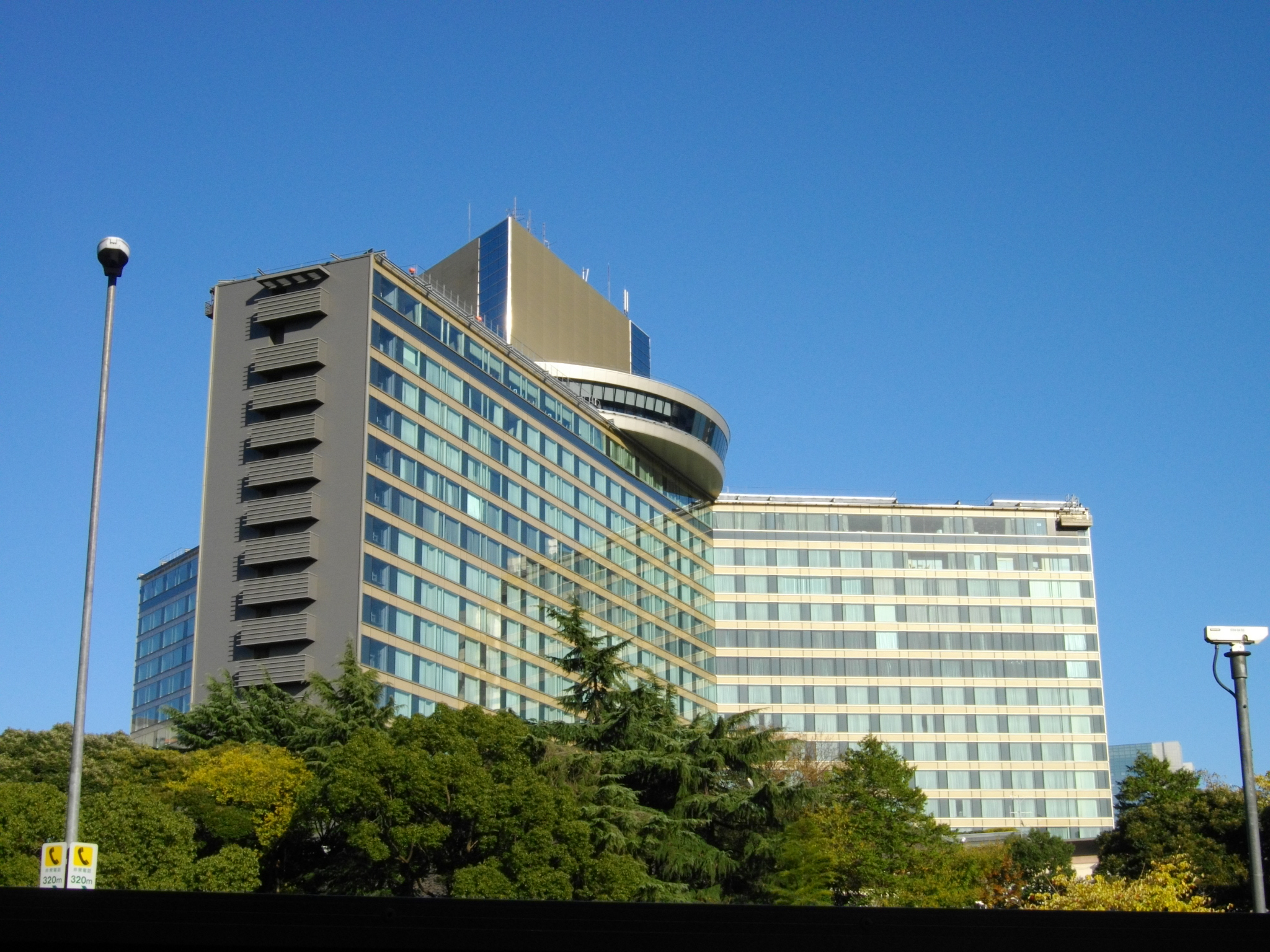 Hotel New Otani Executive House Zen
