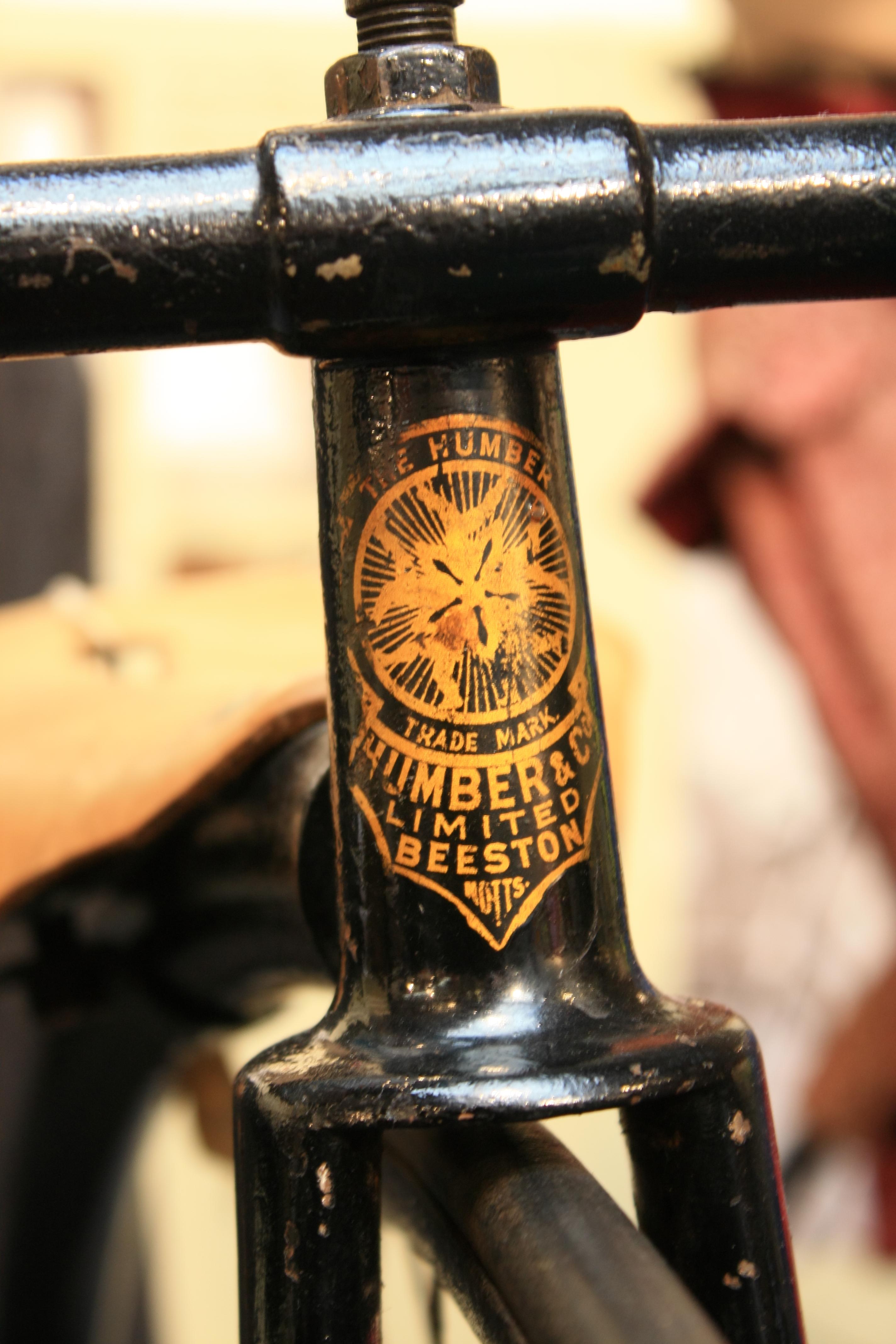 Humber cykel dating