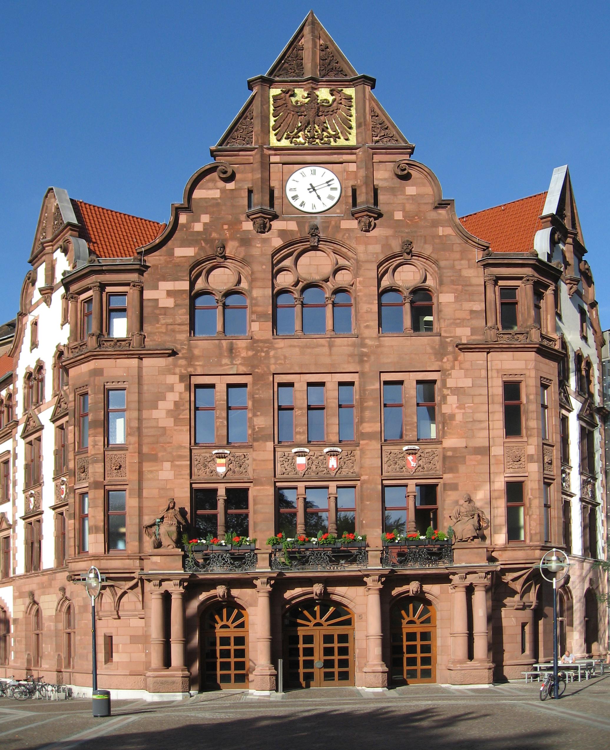 Altes Stadthaus Dortmund Familypedia FANDOM