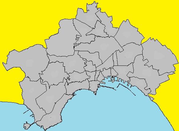 Quartieri Di Napoli Cartina.Quartieri Di Napoli Wikipedia