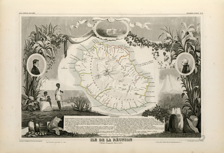 FileIle de la Runion Colonie Franaise