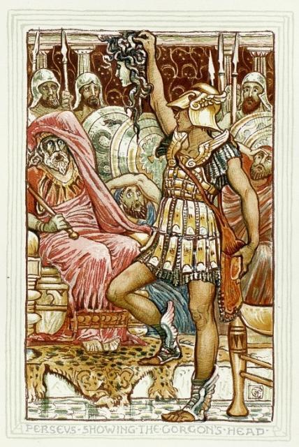 File Illustration Of Perseus Delivering Medusa S Head Jpg