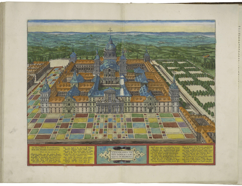 FileImage of the Monasterio de el Escorial