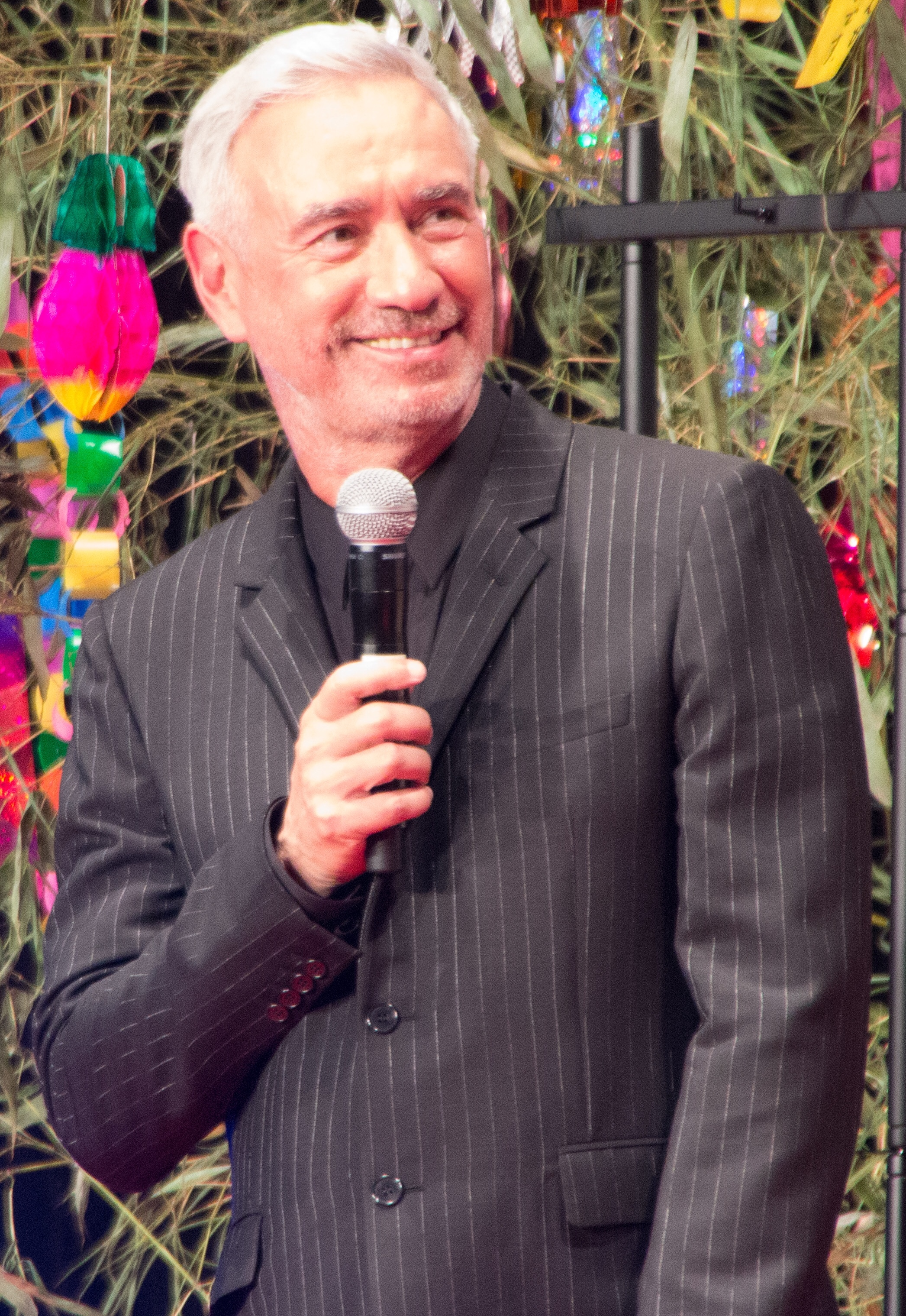 Roland Emmerich, a film producer and director in Germany.