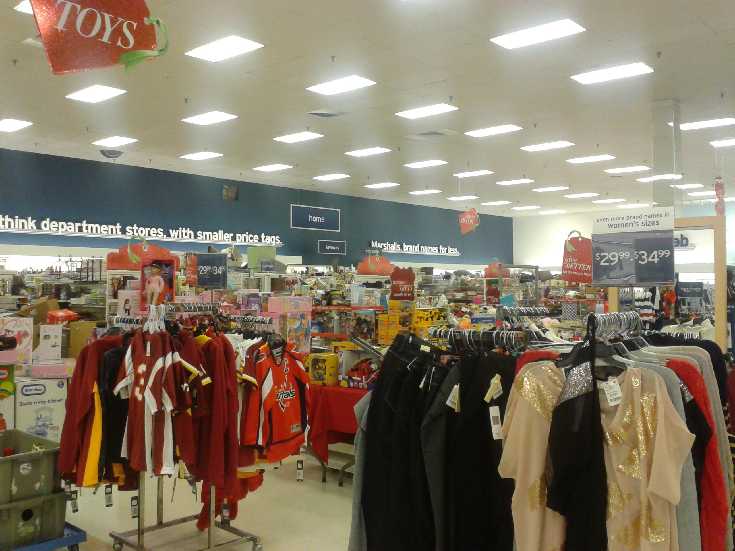 Clothing stores in fairfax va