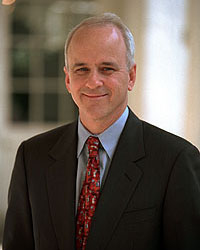 Jim Towey American university president, former government official