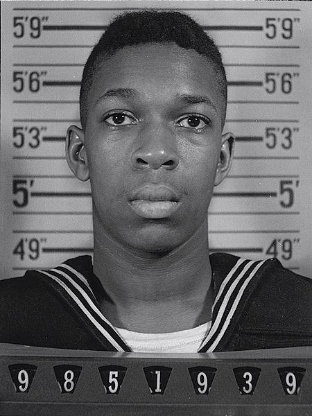 kane on history channel series John_Coltrane_Naval_Reserve_Enlistment%2C_1943