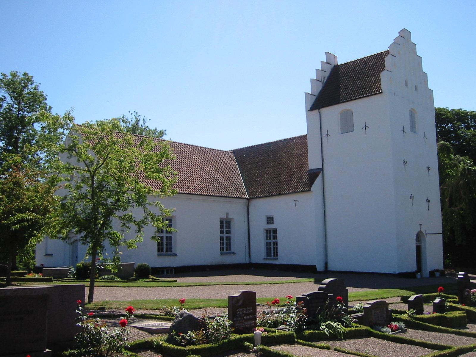 Kgerds kyrka - Kringla