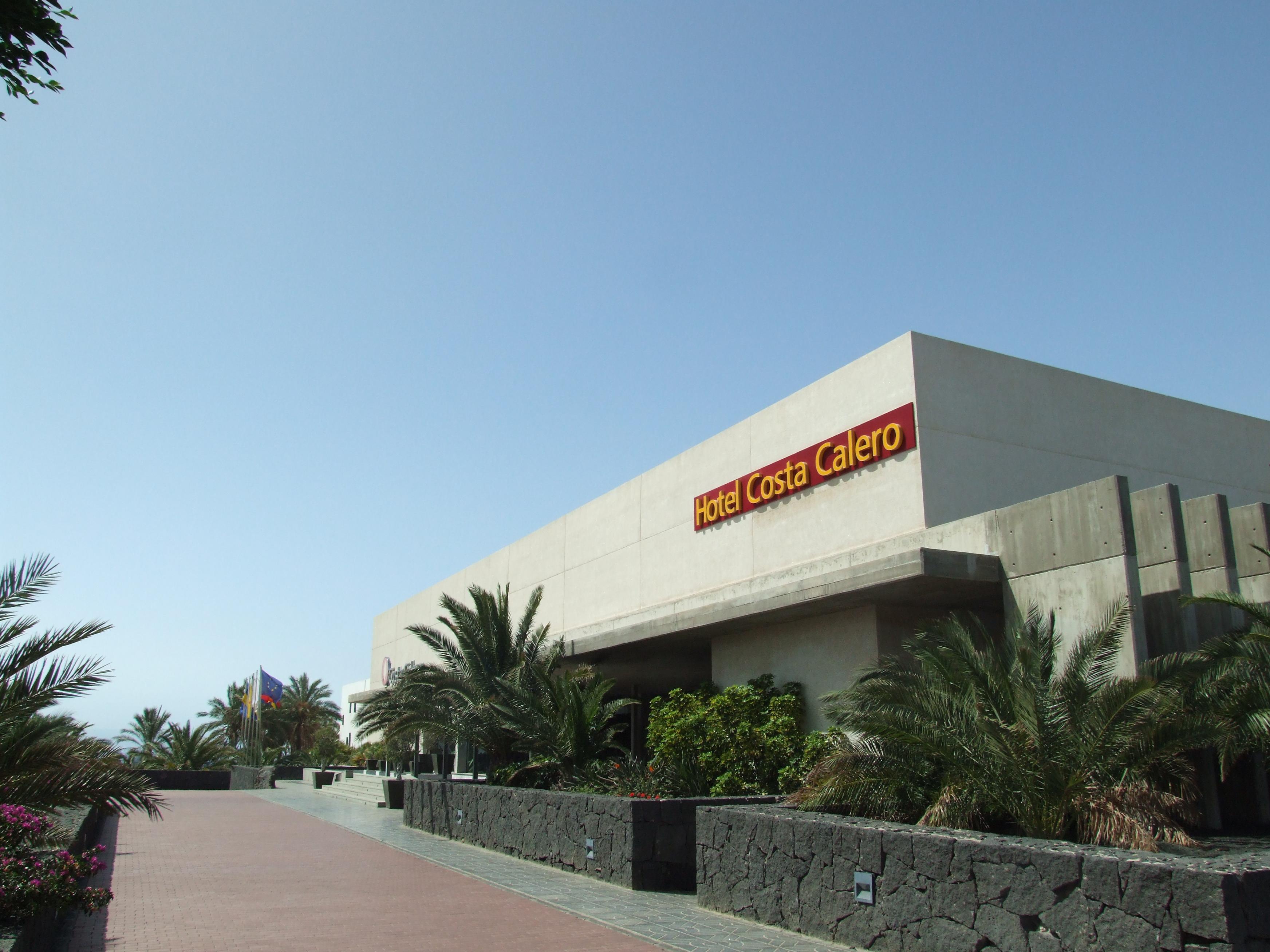 Hotel Costa Calero Thalabo And Spa