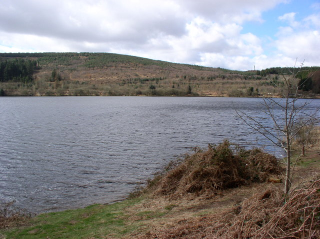 Llwyn-on Reservoir - geograph.org.uk - 148765