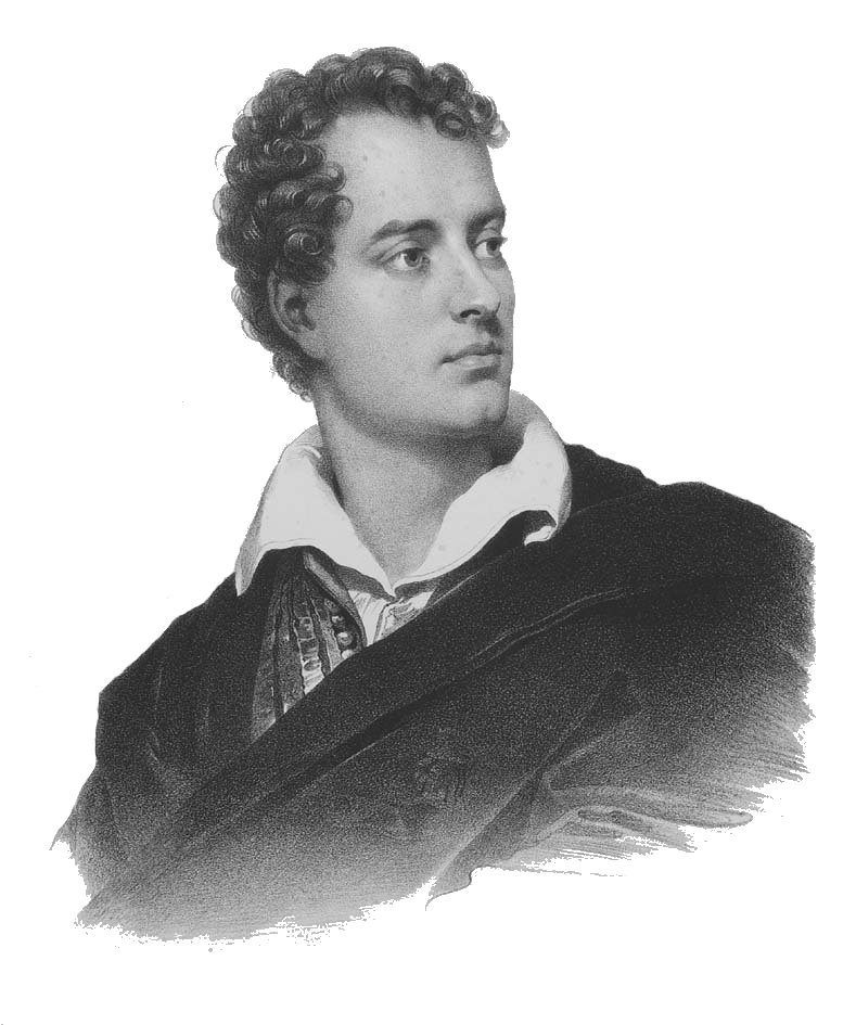 george gordon lord byron a true George gordon byron - poet - george gordon byron was the author of don juan, a satirical novel-in-verse that is considered one of the greatest epic poems in english.