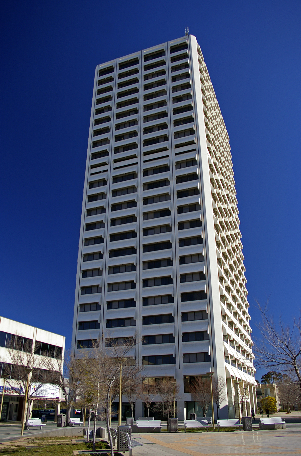 List of tallest buildings in Canberra - Wikipedia