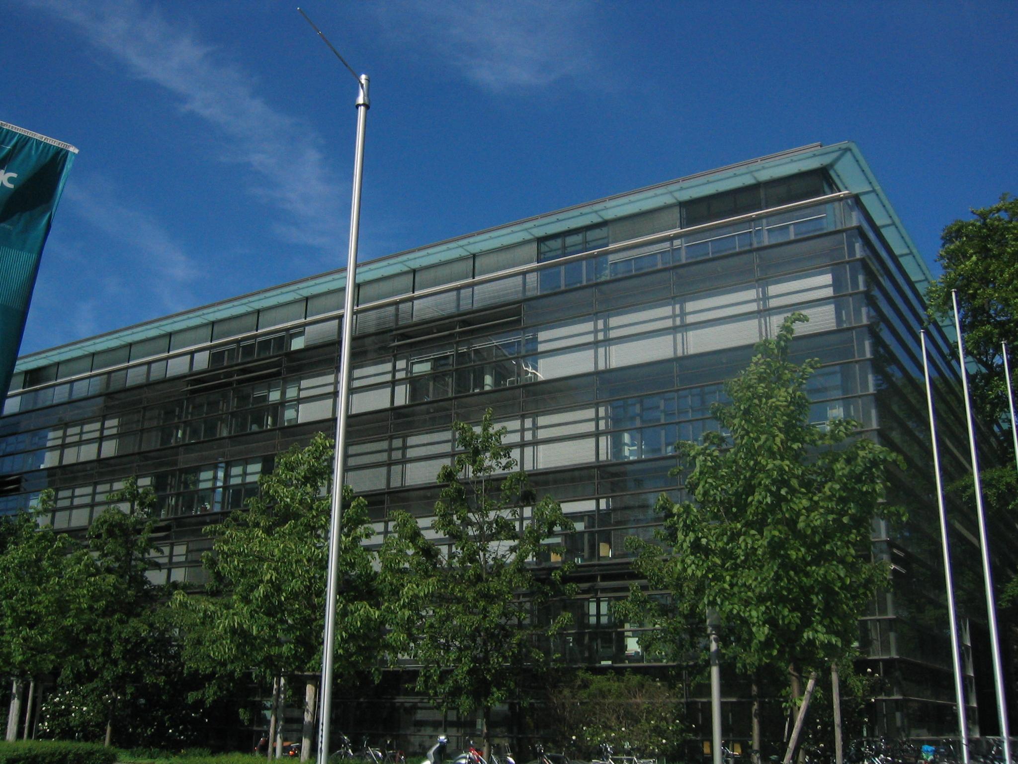 """""""Generalverwaltung"""" der Max-Planck-Gesellschaft"""