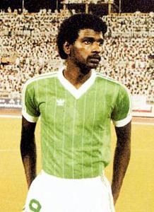 Majed Abdullah Saudi Arabian footballer