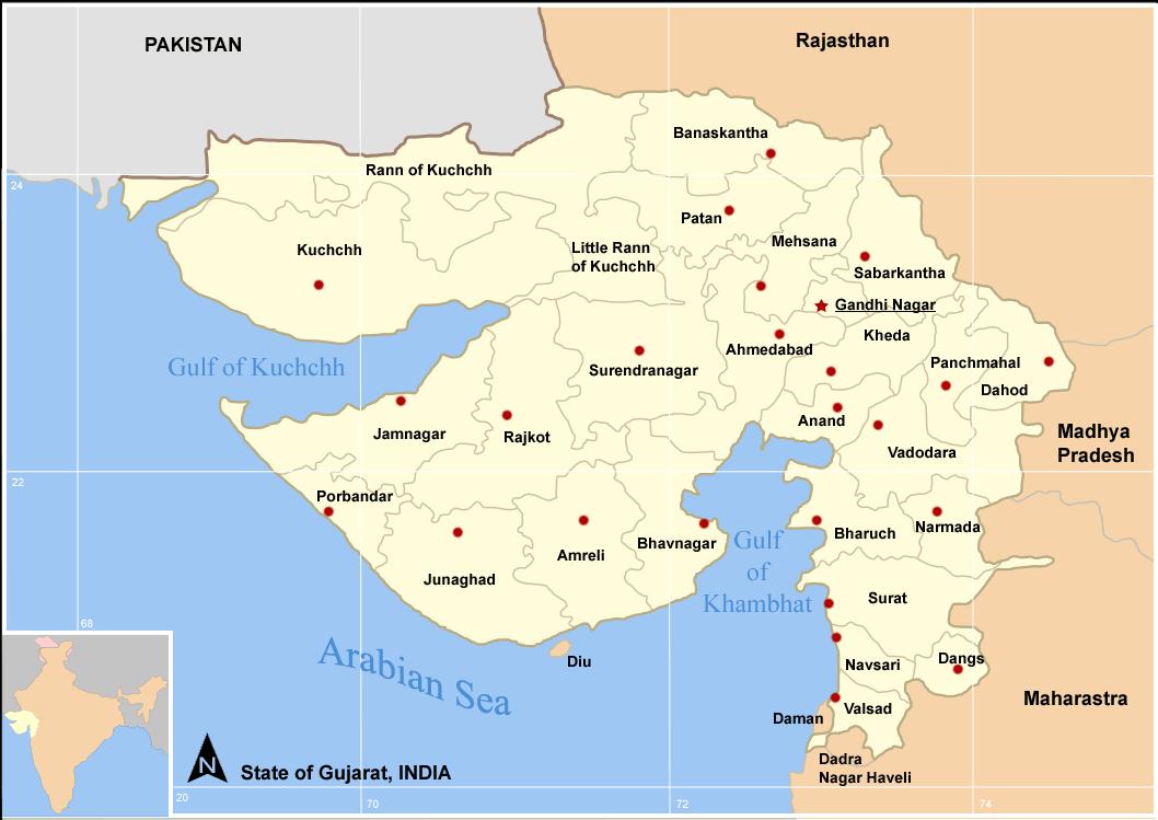 Bhal, Gujarat