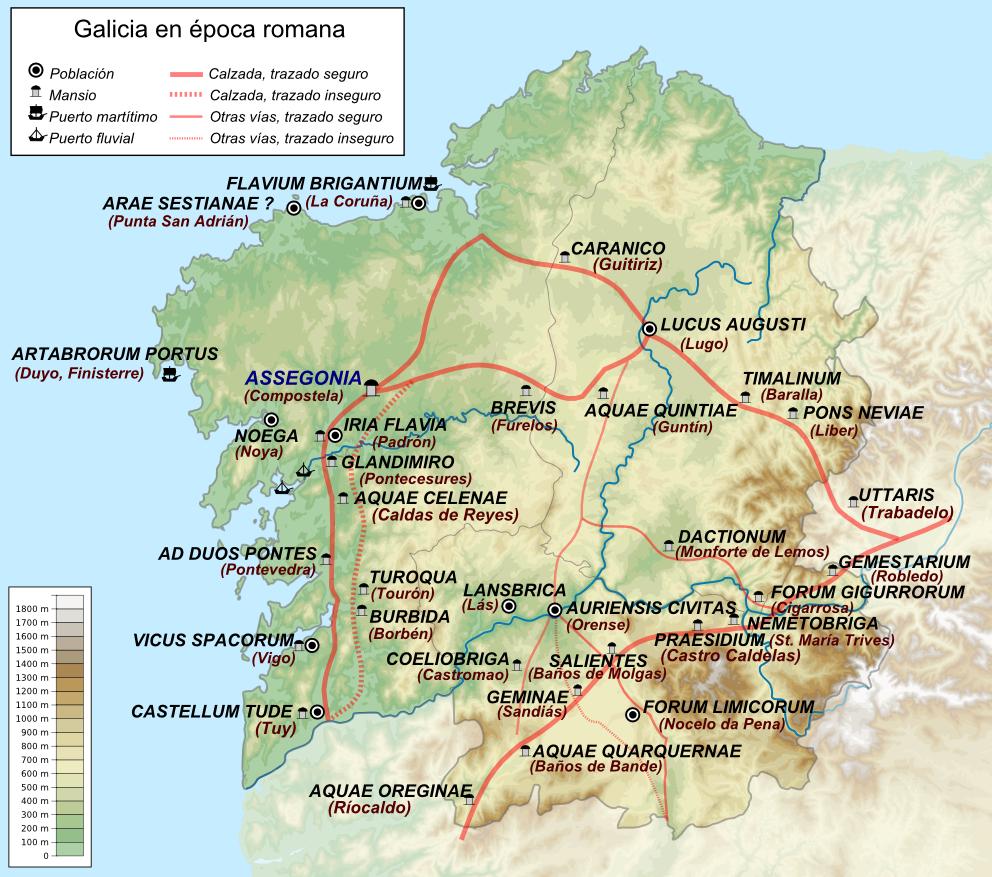 File mapa galicia epoca romana assegonia png wikimedia - Donde alojarse en galicia ...