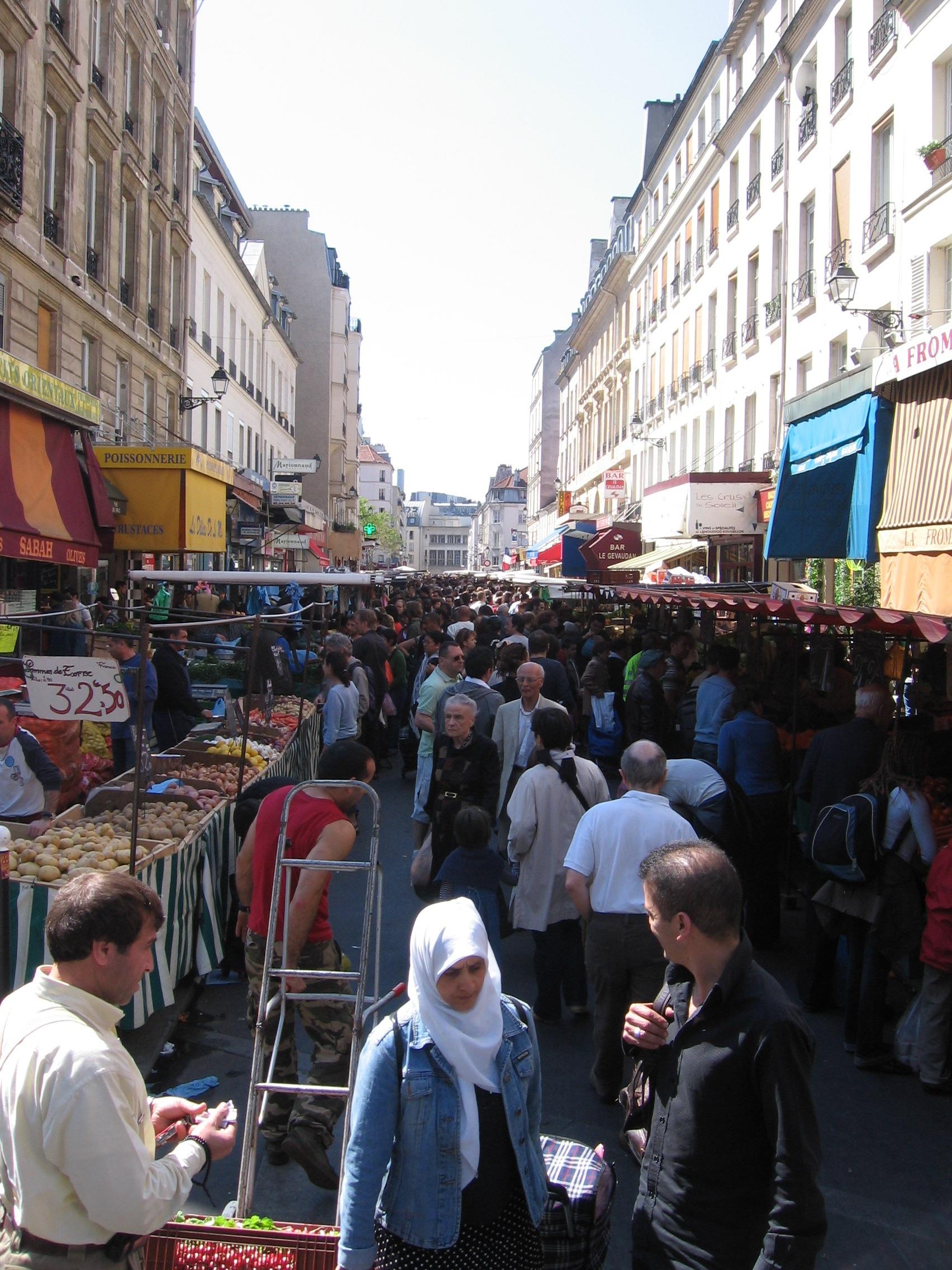 An error occurred Paris Best Food Markets