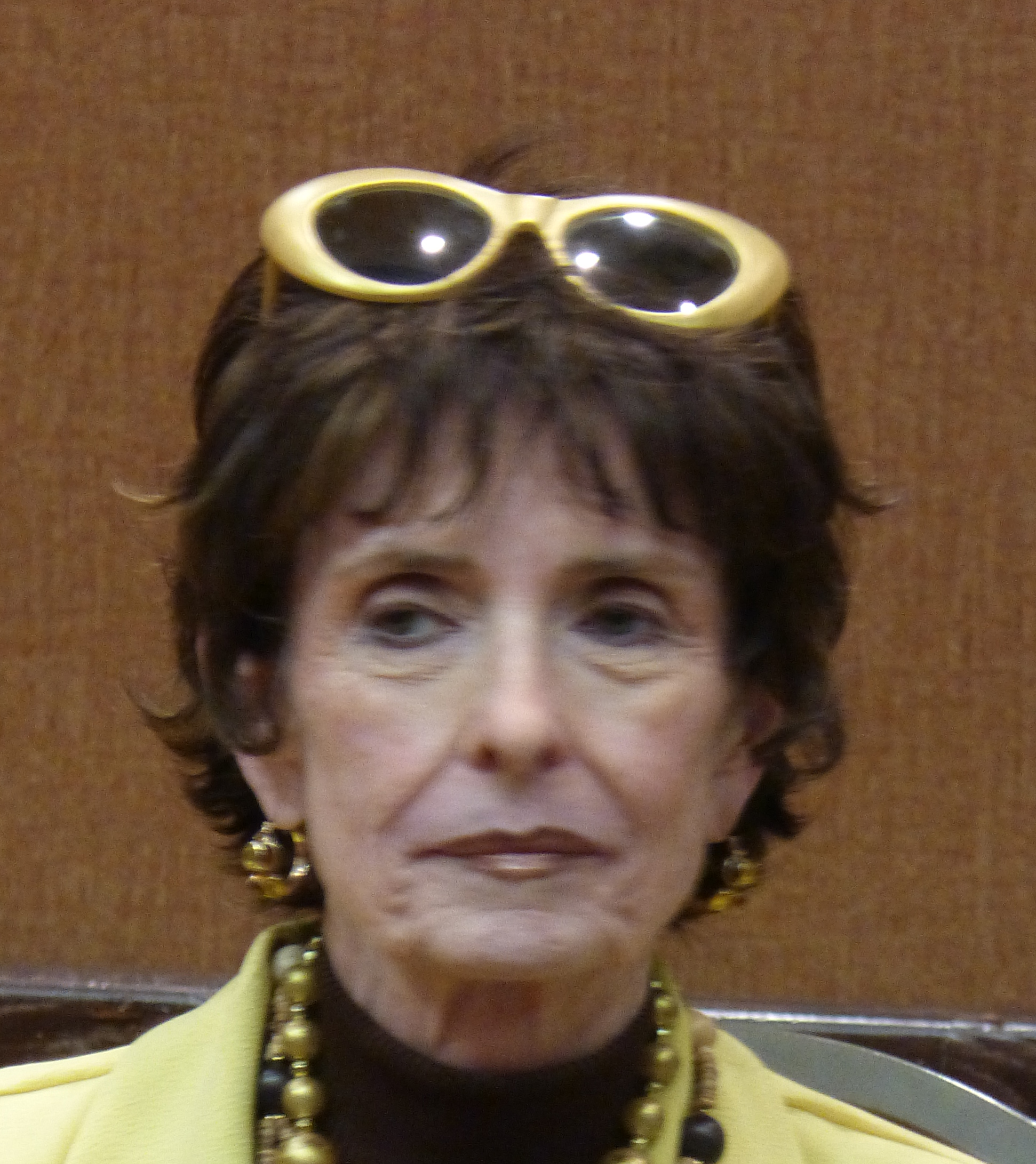 Margaret O'Brien in 2013.