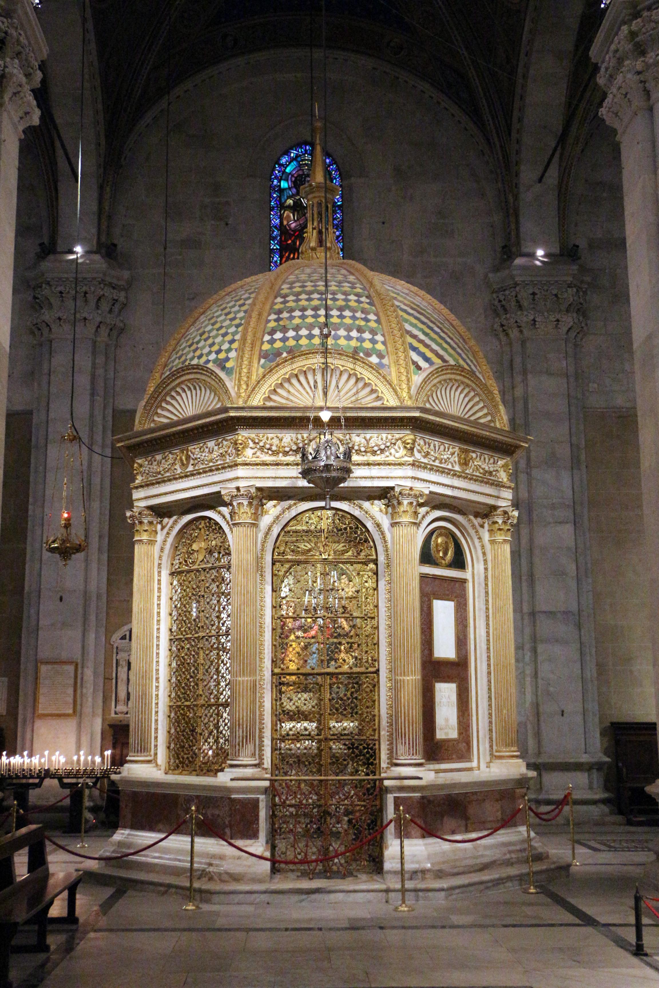 Tempietto del Volto Santo - Wikipedia