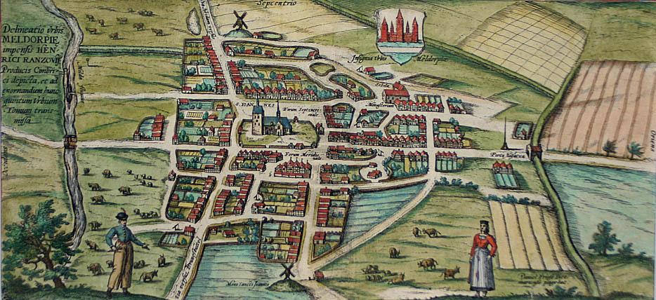 Meldorf 1596