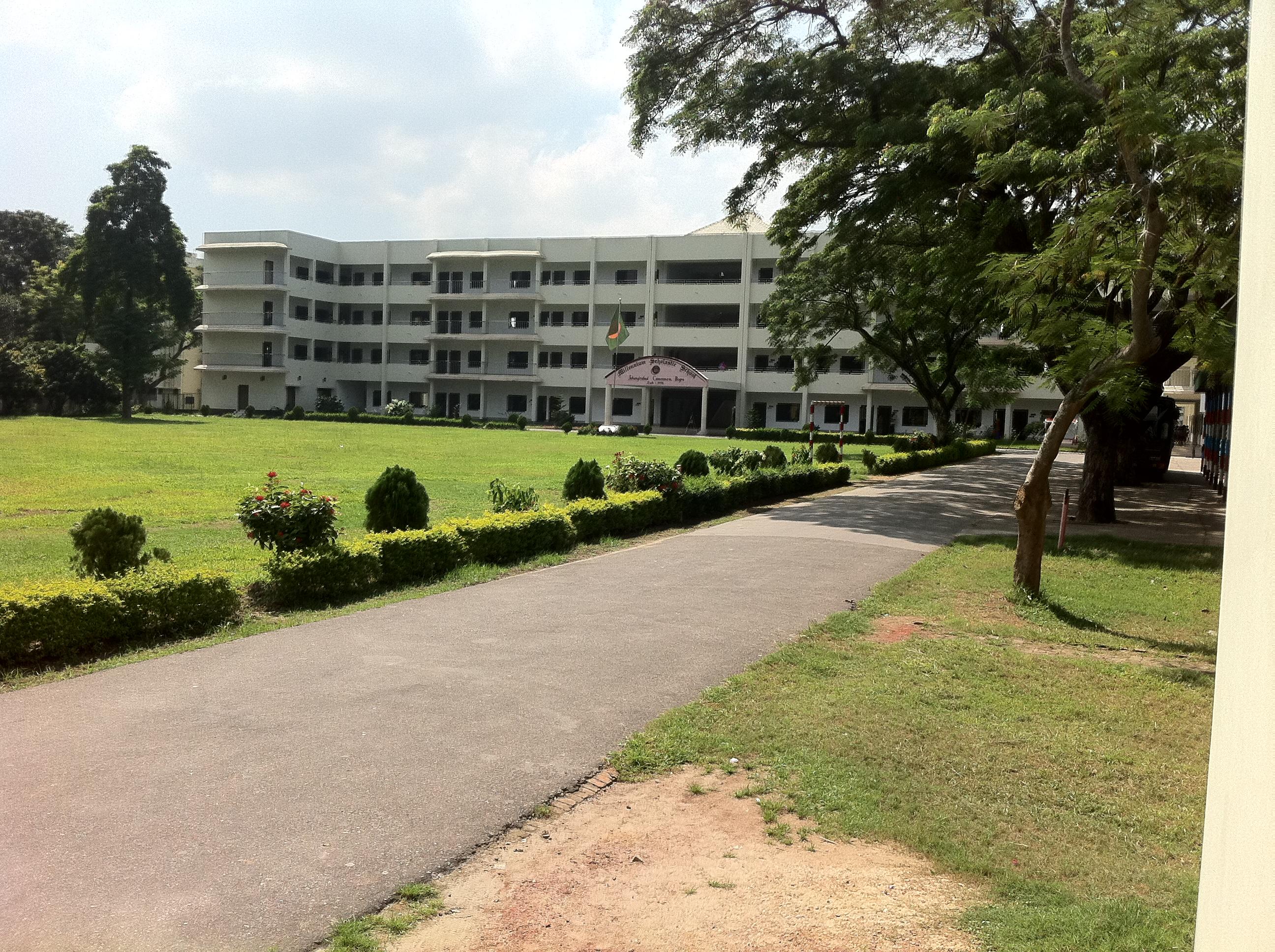 Millennium Scholastic School & College - Wikipedia