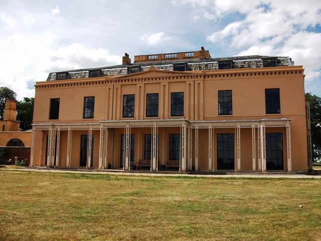 Moggerhanger House Wikipedia