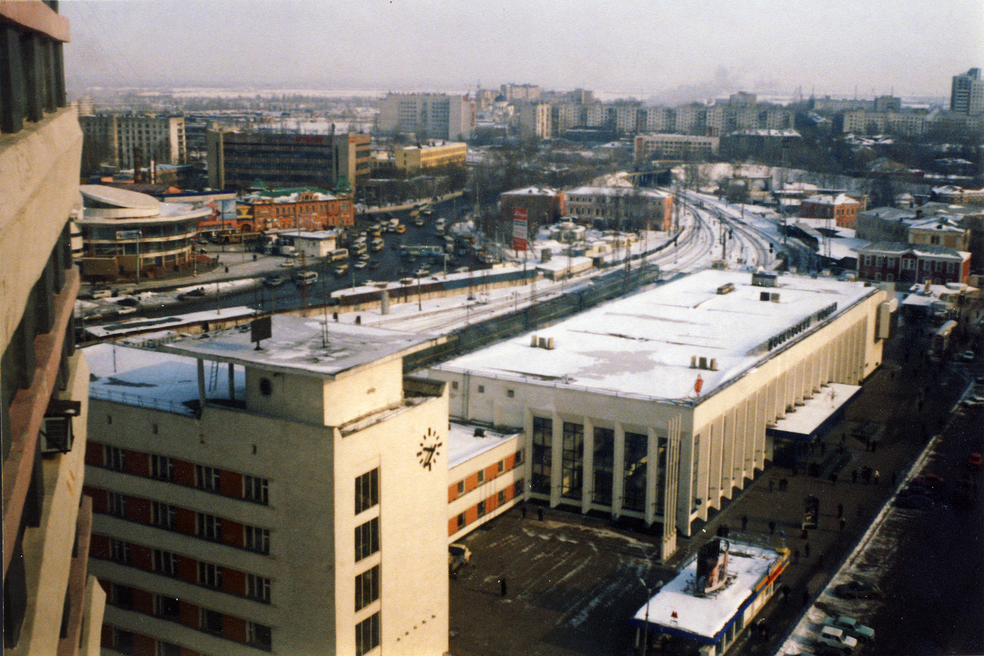 Tell me how to get to Moscow from Nizhny Novgorod