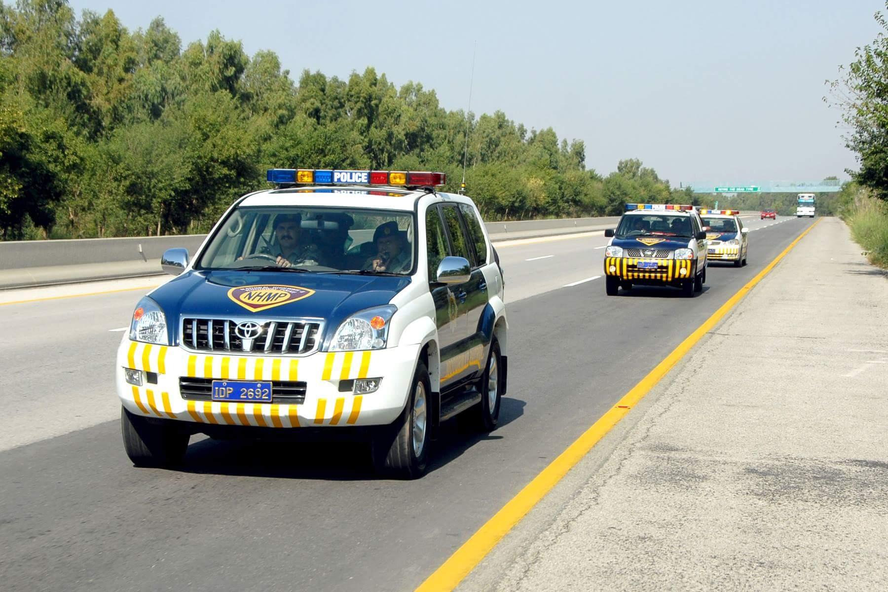 Motorways of Pakistan - Wikipedia