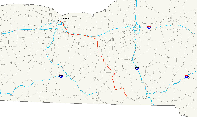 File:NY Route 96 map.png - Wikimedia Commons on northfield ny map, charlotte nc map, rochester zip codes by street, corning ny map, avon ny map, ithaca ny map, burlington vt map, long island city ny map, niagara university ny map, manhattan ny map, penn yan ny map, brighton ny map, lake ontario ny map, new york map, new paltz map, binghamton ny map, albany ny map, somers ny map, buffalo ny map, rochester new york,