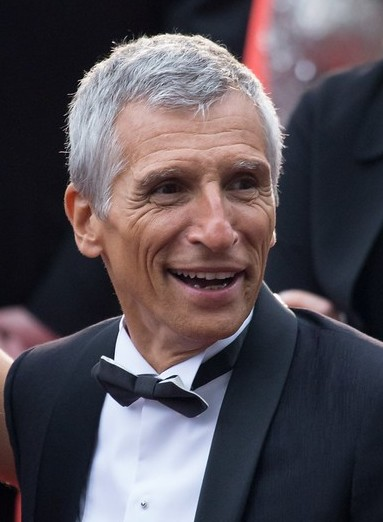 Nagui à Cannes en 2019. | Photo : WIkimedia