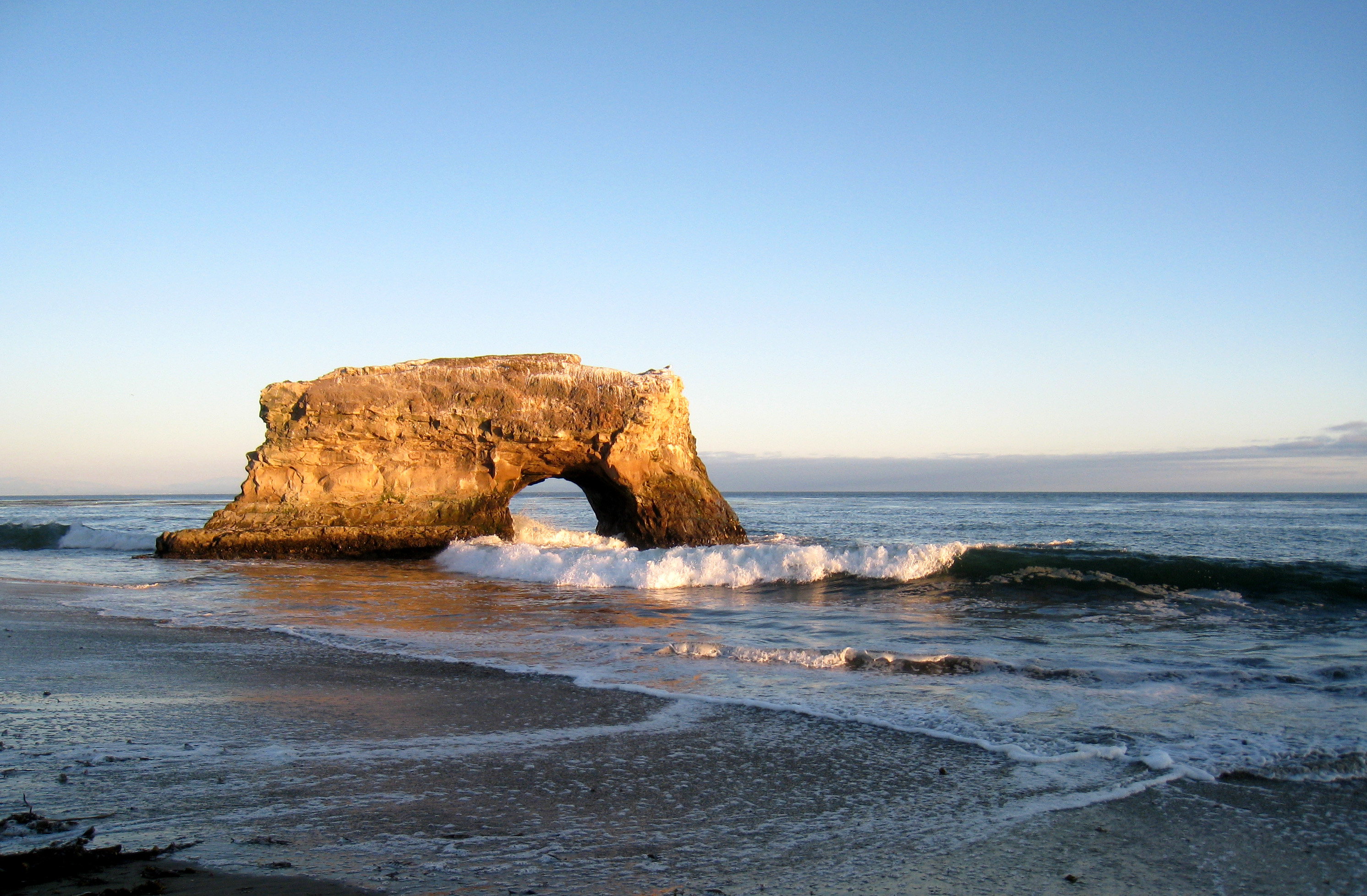 File Natural Bridges State Beach Santa Cruz California Jpg