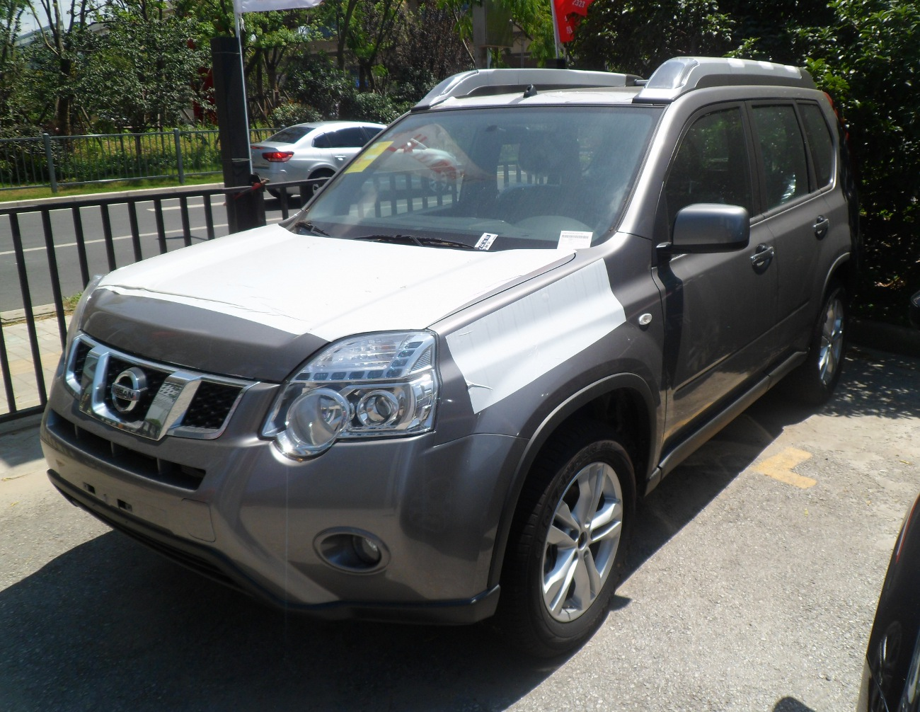 file nissan x trail t31 facelift 2 china 2012 07. Black Bedroom Furniture Sets. Home Design Ideas