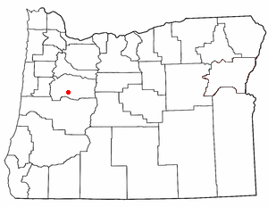 Loko di Sweet Home, Oregon