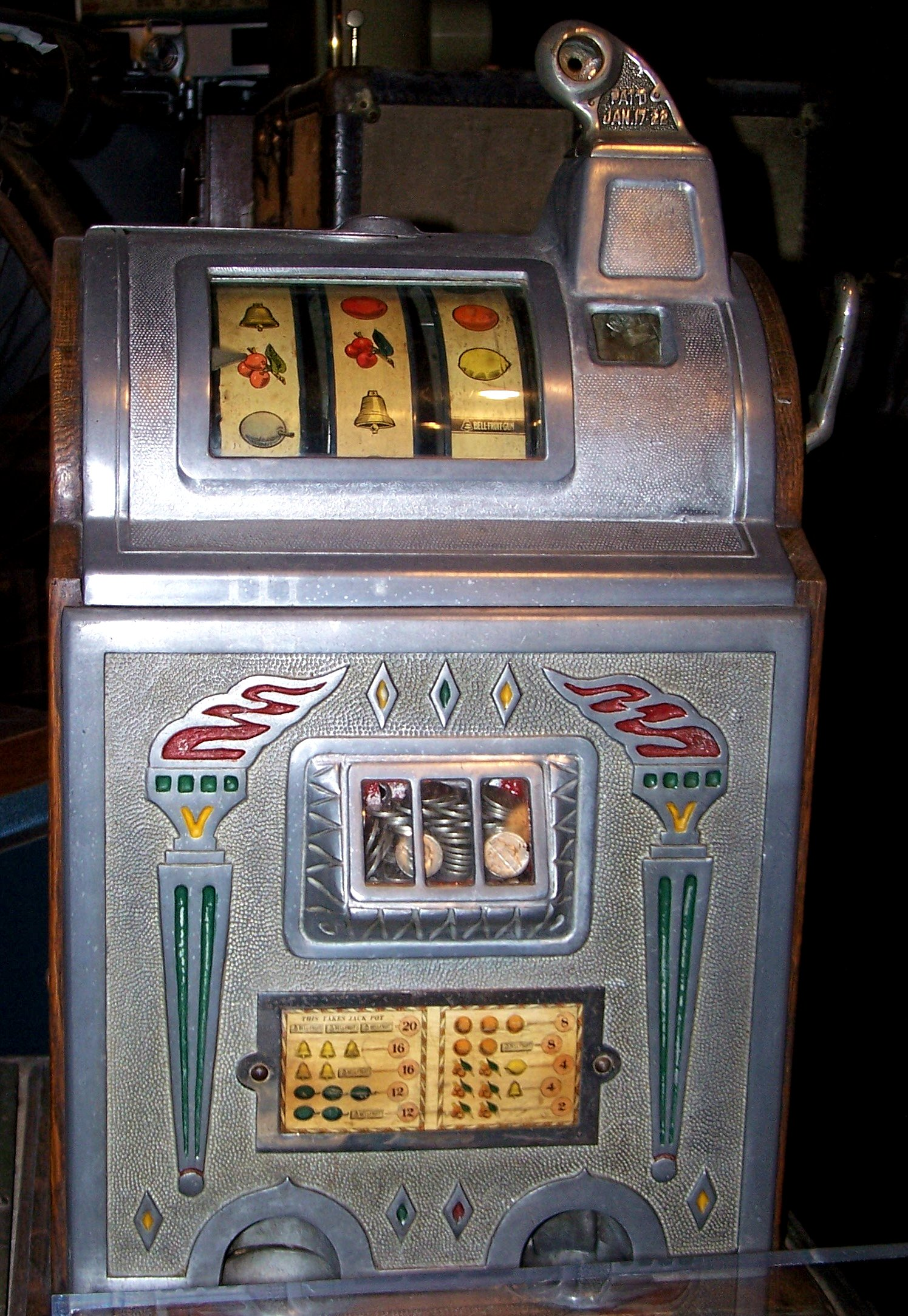 Slot machine pericolose