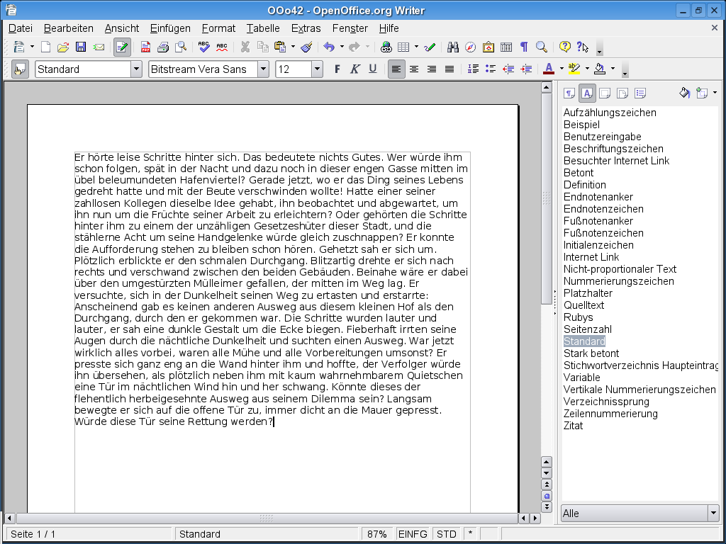 how to download presentation on libreoffice writer