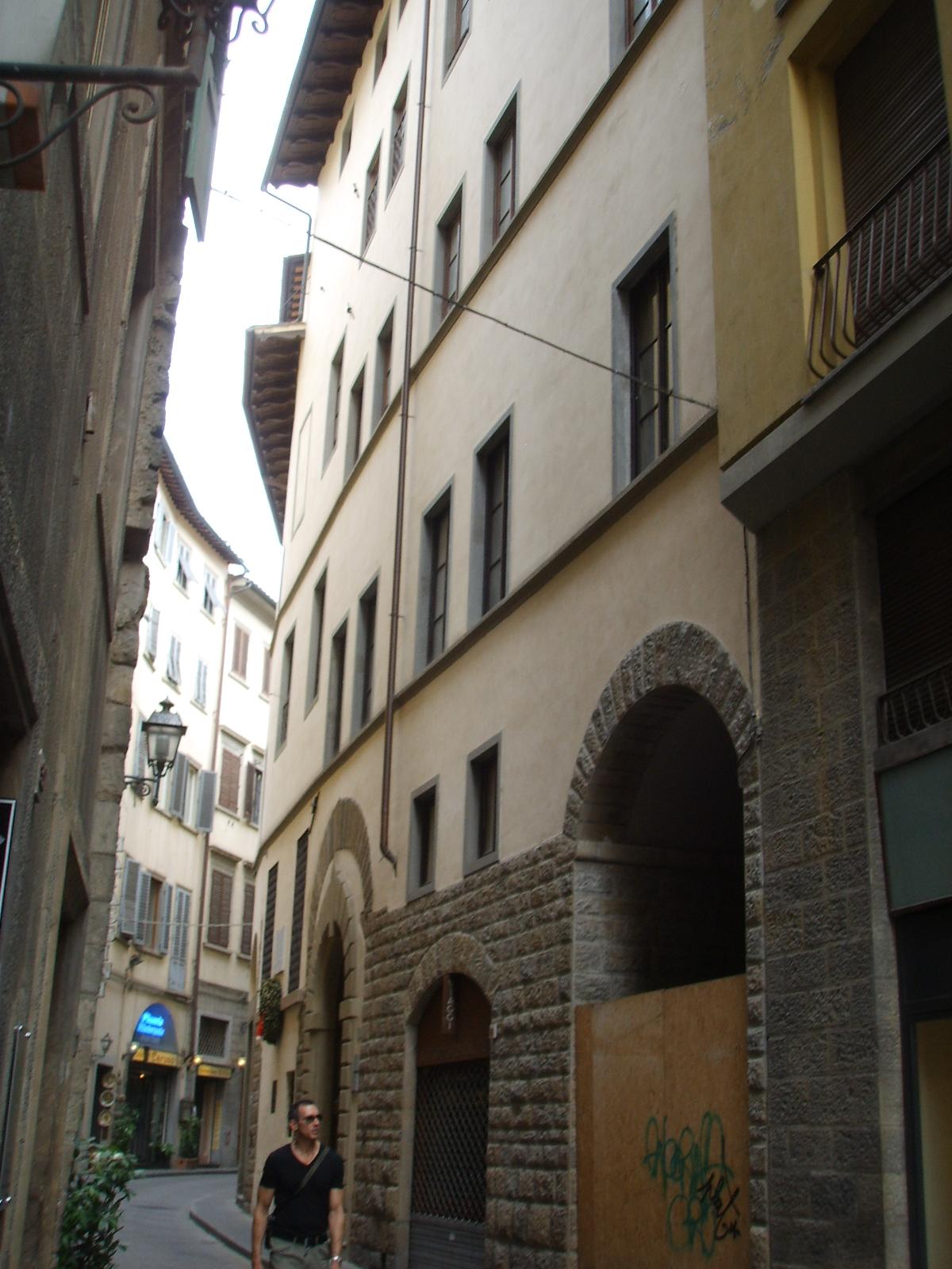 Palazzo bartolommei buschetti wikipedia - Casa del giunco firenze ...
